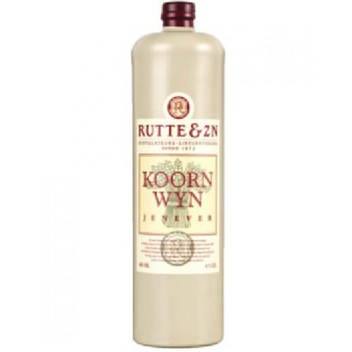 Rutte Koornwijn - Inh. 100 cl - Alc. Vol. 40 %