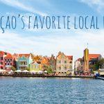 Pontjesbrug - Willemstad - Curaçao