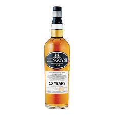 Glengoyne 10 yo Single Highland Malt Whisky - Inh. 70 cl. - Alc. Vol. 40 %