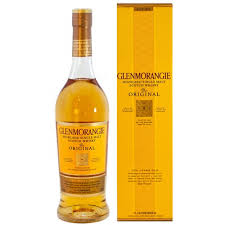 Glenmorangie 10 yo Orginal Single Highland Malt Whisky - Inh. 70 cl - Alc. Vol. 40 %