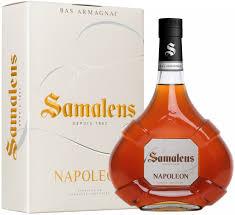 Armagnac Samalens Napoleon - Inh. 70 cl. - Alc. Vol. 40 %