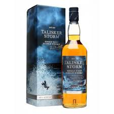 Talisker Storm Single Malt Whisky Isle of Skye - Inh. 70 cl - Alc. Vol. 45,8 %