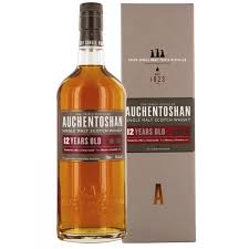 Auchentoshan 12 yo Single Malt Whisky Lowland - Inh. 70 cl - Alc. Vol. 40 %
