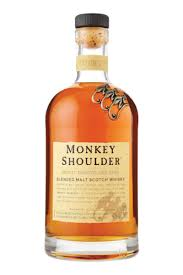 Monkey Shoulder Blended Malt - Inh. 70 cl. - Alc. Vol. 40 %