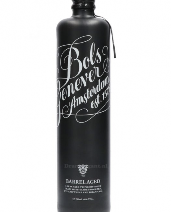 Bols Barrel Aged Genever - Inh. 100 cl - Alc. 42% Vol.